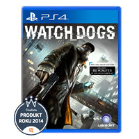 Ubisoft PlayStation 4 Watch_Dogs UBTUSP4840