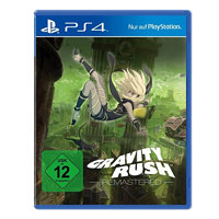 Sony PlayStation 4 Gravity Rush Remastered SONPS719880240