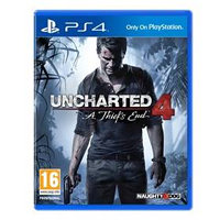 Sony PlayStation 4 Uncharted 4: A Thief's End_Předobjednávka_27.4.2016 (PS719454717) PS719454717