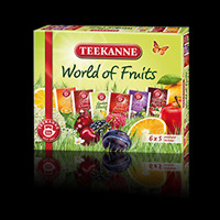 TEEKANNE Fruit Tea Collection n.s.6x5ks 002207430