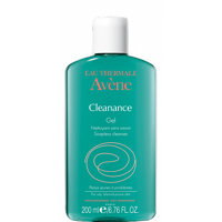 AVENE Cleanance gel 200ml-čisticí gel bez mýdla