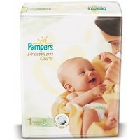 PAMPERS Premium Care Newborn 2-5kg 78ks 002335595