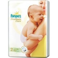 Sleva % - PAMPERS Premium Care Mini 3-6kg 72ks 002335603