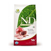 N&D Grain Free CAT Adult Chicken & Pomegranate 5 kg