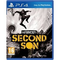 Sony PlayStation 4 inFamous Second Son (PS719279174) PS719279174