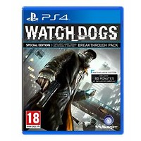 Ubisoft PS4 Watch_Dogs Special Edition (USP48402) USP48402