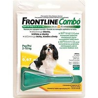 Frontline Combo Spot-on Dog S sol 1x0,67ml, pro malé psy