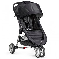 Baby Jogger City mini 2016, Black/Gray