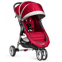 Baby Jogger City mini 2016, Crimson/Gray