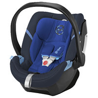 Cybex Aton 4 2016, Royal Blue
