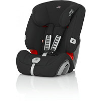 Britax EVOLVA 123 PLUS 2016, Cosmos Black