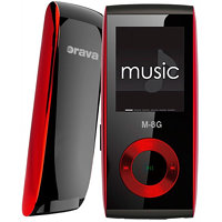 Orava M-8G / 8 GB (Red)