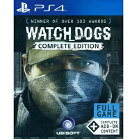 Ubisoft Watch Dogs Complete edition / PS4