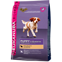 Eukanuba Puppy & Junior Lamb 12kg