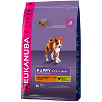 Eukanuba Puppy & Junior Medium Breed 15 kg