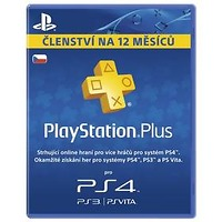 Sony Playstation Plus Card 365 dnů (PS719242291)