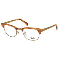 Ray-Ban RX5294 5429 49 Brown Plastic RX5294 5429