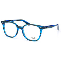 Ray-Ban RX5299 5377 51 Blue Acetate RX5299 5377