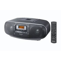 Panasonic RX-D55AEG-K, s CD/MP3