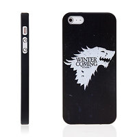 Plastový kryt pro Apple iPhone 5 / 5S / SE - Game of Thrones