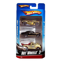 Hot Wheels Autíčka sada 3ks