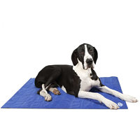 Scruffs Self-Cooling Mat modrá vel. XL