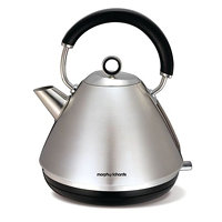 Morphy Richards Limited Accents retro Brushed