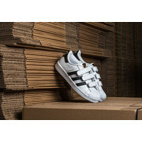 Adidas Superstar Foundation CF C White/ Core Black/ Ftw White US 12K