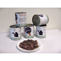 Dog Lovers Gold Green Tripe and Beef Heart
