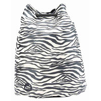 Kabelka MI-PAC - Swing Bag Canvas Zebra Black/White (004) 740460 F16 004