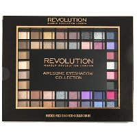 Makeup Revolution Paletka očních stínů (100 Eye Shadow Collection)