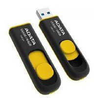 A-Data UV128 64GB (AUV128-64G-RBY) žlutý AUV128-64G-RBY