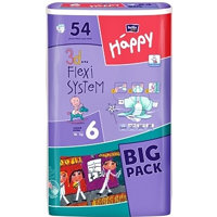 Bella Baby HAPPY Junior extra Big Pack á 54 ks