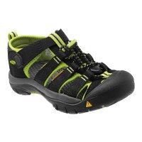 Keen Sandály Newport black/lime green EUR 30 (12)