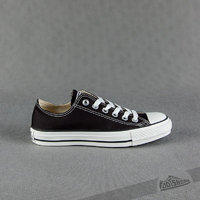 Converse all star low trainers - black us