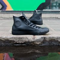 Converse CT Hi Black US 6