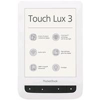 POCKET BOOK Pocketbook 626 Touch Lux 3, white + 100knih ZDARMA