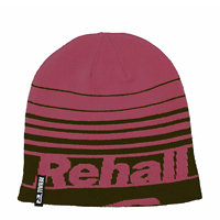 Rehall Jeff Beanie Chocolate Brown/Blackberry