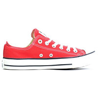 Boty CONVERSE - Chuck Taylor Classic Colors Red Low (RED) velikost: M9696 S13 RED_36
