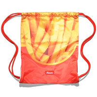 Gymsack KREAM - Kream Pum Fizz Bag Red/Yellow (6200) velikost: OS 9143-5628 S15 6200_OS