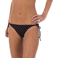 Plavky RIP CURL - Pacifico Cheeky Black (0090) velikost: GSIGK4 S15 0090_L