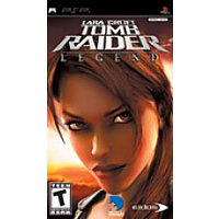 Tomb Raider: Legend (PSP) CZ