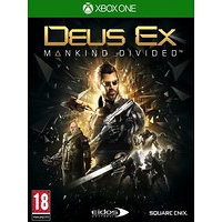 Deus Ex: Mankind Divided (XONE) CZ