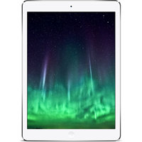 "Dotykový tablet iPad Air Cellular 9.7"", 32 GB, WF, BT, 3G, Apple iOS - stříbrný"