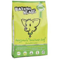 Barking Heads Tiny Paws Bad Hair Day 4kg