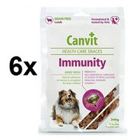 Canvit Snacks Immunity 6 x 200g