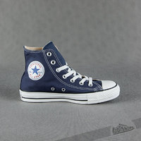 Converse All Star High Trainers - Navy US
