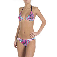 Plavky RIP CURL - Pharaoh Tri Set Bright Pink (4067) velikost: GSIBG1 S15 4067_XL