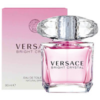 Versace Bright Crystal 90ml EDT Tester W
