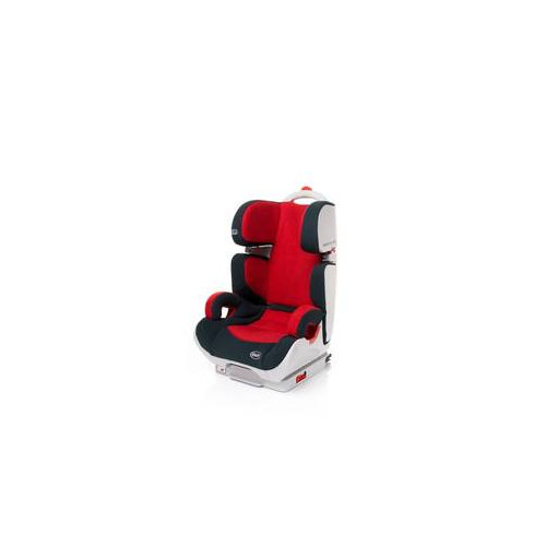 4Baby QUESTO-FIX 2017, 15-36kg, Navy Red